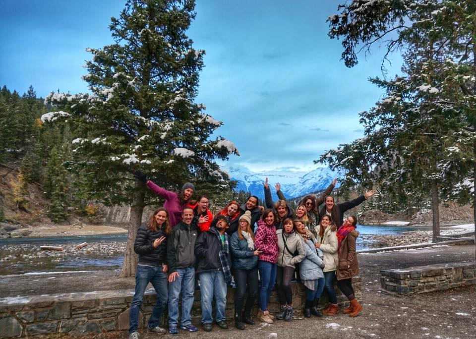 Mountain & Lakes Tour in Banff