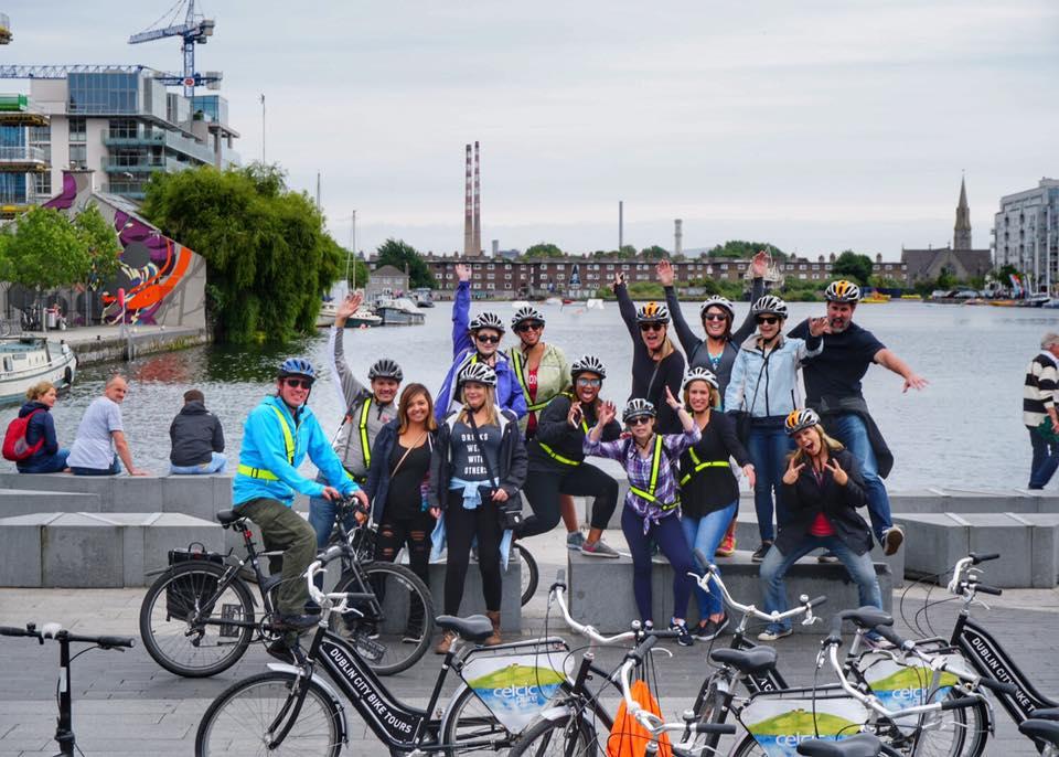 Bike Tour in Dublin