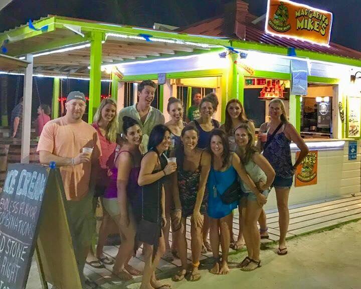 Caye Caulker, Belize Bar Crawl