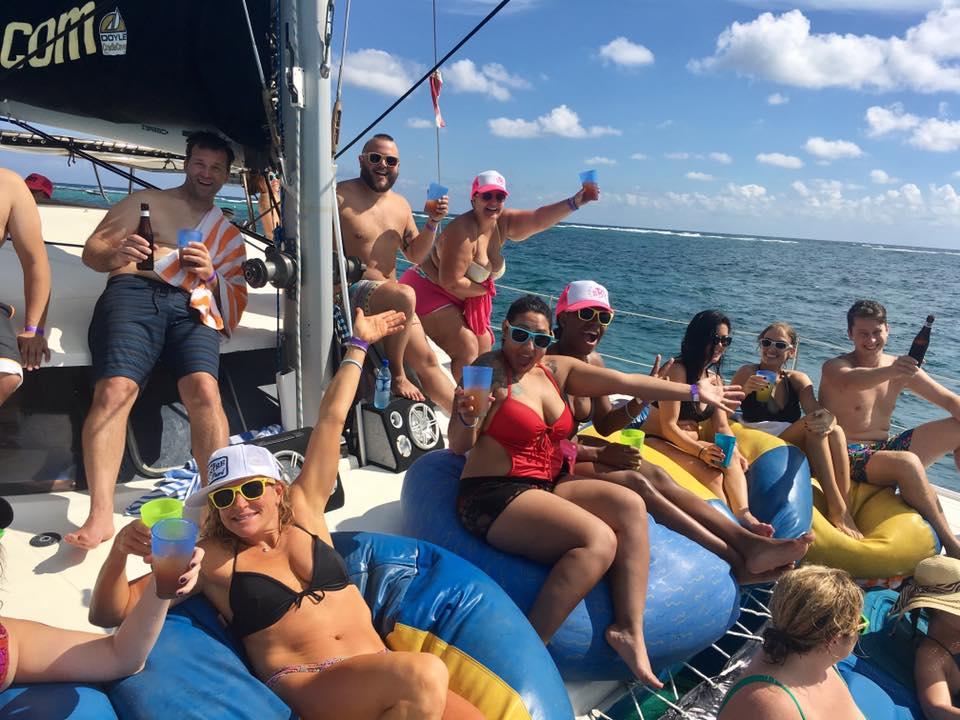 Belize Snorkeling & Sailing