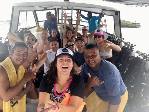 Scuba & Snorkeling in Honduras