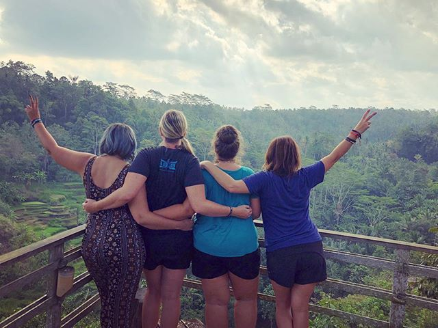 On to Gilli Air today, our last big stop in Bali! Looking forward to some island time with our awesome group!