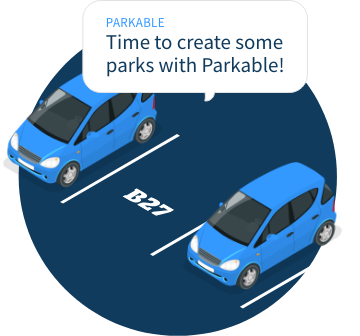 Time to create some parks with Parkable
