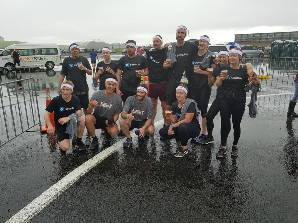 Team Parkable_Tough Mudder