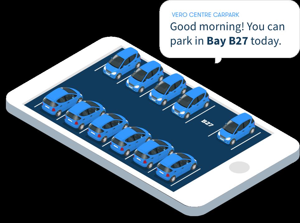 Parkable | Vero Centre