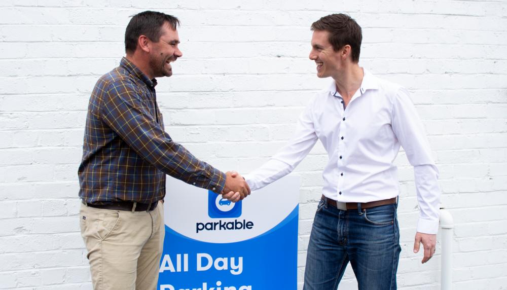 Parkable_ParkGenie