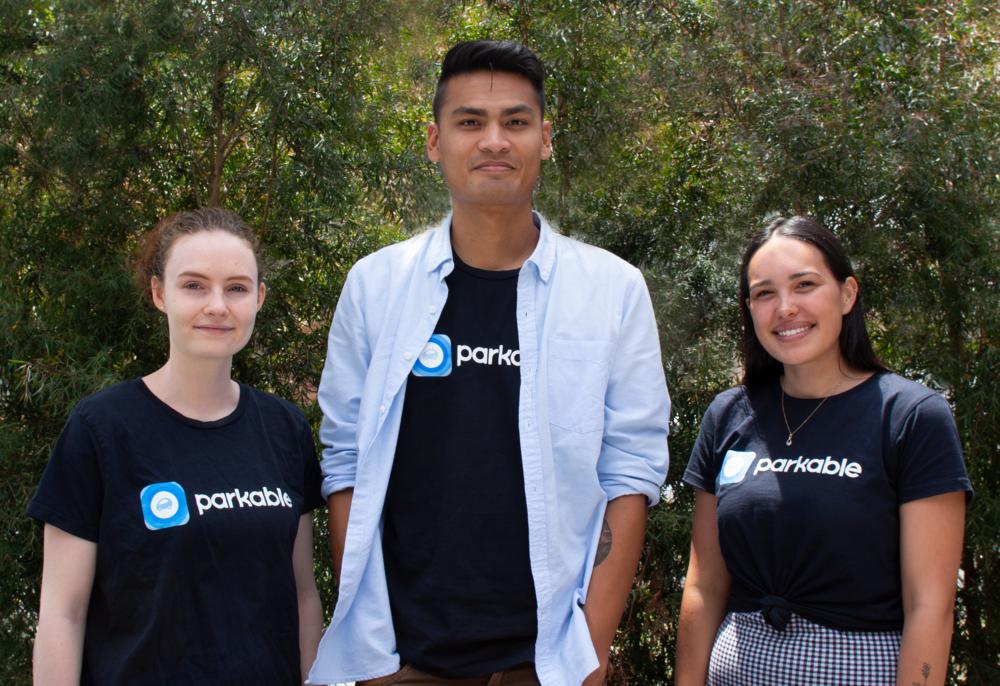 Parkable_Marketing Team