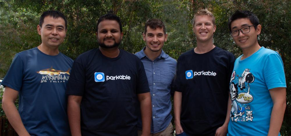 Parkable_Development Team
