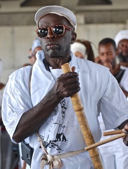 Joseph Soh Ngwa  - Ancestral Master Drummer