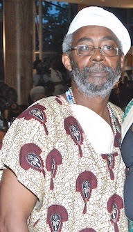 Sidiki Paul Lancaster - Master Drummer and Educator and performing African Percussionist/Historian/Folklorist