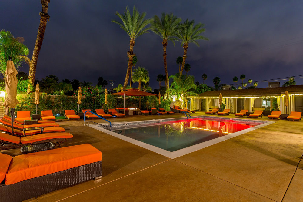 Palm Springs Boutique Hotels - For more information: Please call us.