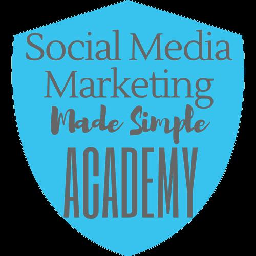 social media academy logo