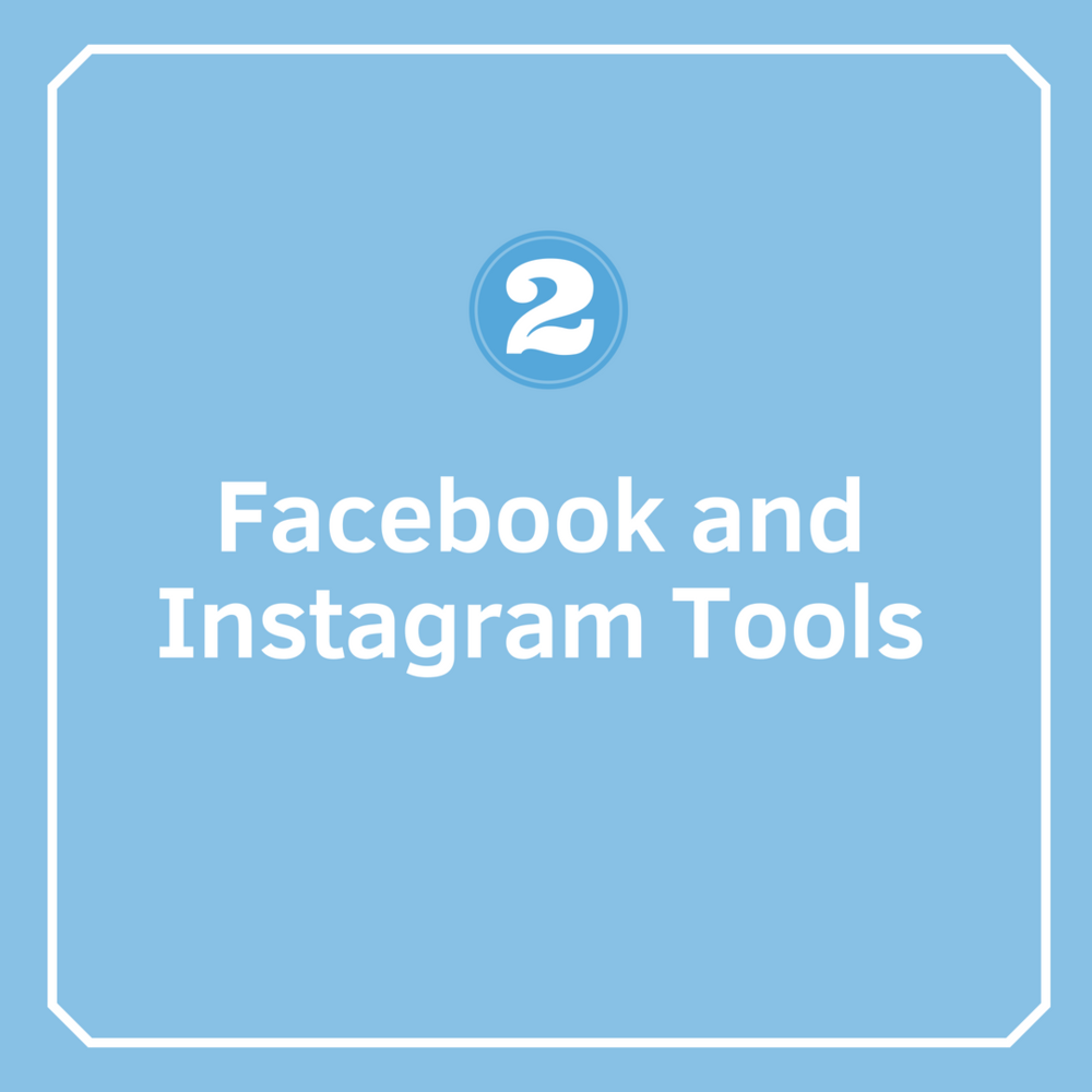 Are you using all the tools Facebook and Instagram has to offer? - Click below to find out and get access to 5 days worth of videos, checklists and downloads that will get you up and running on the most effective tools in this platform!