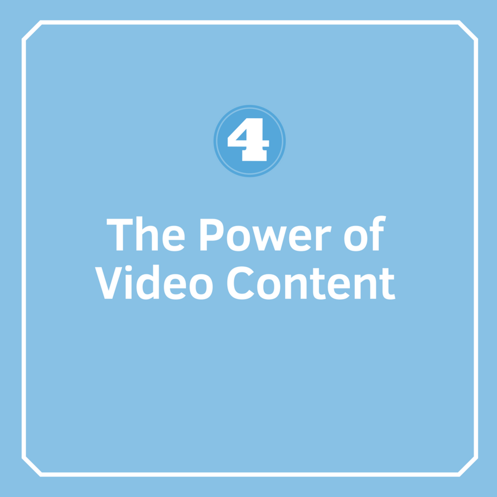 Week 4: The Power of Video ContentDay 1Day 2Day 3Day 4Day 5 -