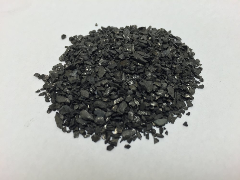 Fine coal particles made up of 100 percent Anthracite are used by public water systems all across the United States to make clear, sparkling and safe drinking water for delivery into homes, schools, businesses and hospitals. Through testing and analysis capabilities, Anthracite used for water filtration is clean, uniform and sized correctly. .80-.90mm, .85-1.0mm and other sizes available upon request.