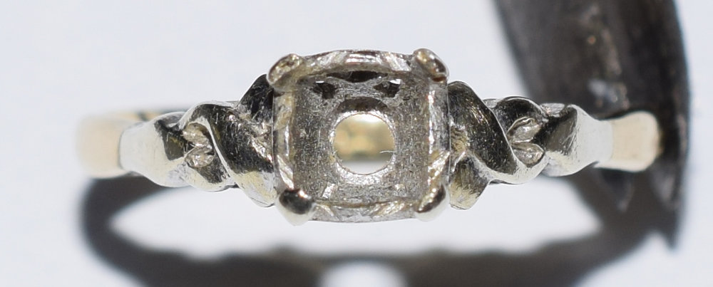 The ring for restoration.