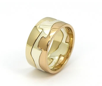 The Puzzle Ring David Taylor Master Jeweller Cairns Jeweller