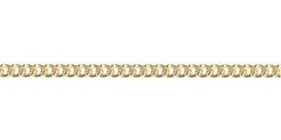 Chain width = 2.80mm  Approx. weight 9ct yellow gold for 50cm = 12.06g  Available in the following:  9ct yellow : 45, 50, 55, 60, 70cm