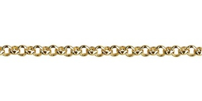 Chain width = 3.5mm Approx. weight 9ct yellow gold 50cm – 10.25g Approx. weight 18ct yellow gold for 45cm = 12g Available in the following:  9ct white: 45, 50, 55, 60cm 9ct yellow : 40, 45, 50, 55, 60, 70, 80cm 18ct yellow: 45cm