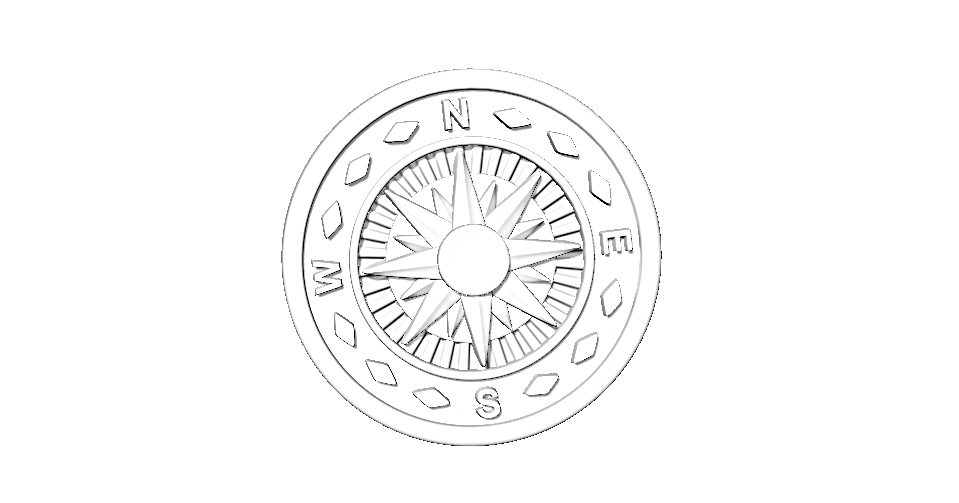 Layout reflecting the changes required for a 2cm pendant.