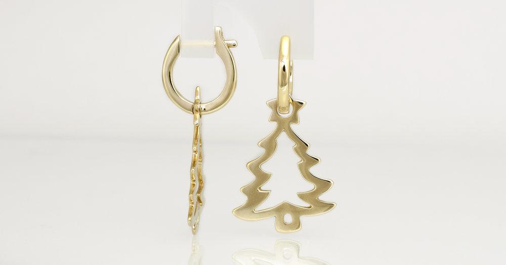 Star and Christmas Tree