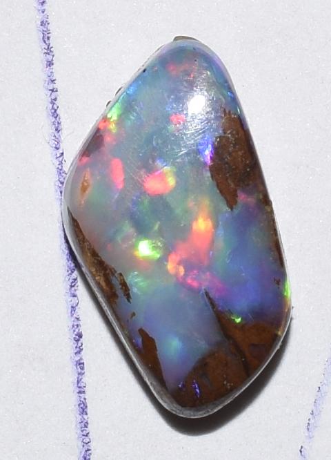 Queensland Boulder Opal for the ring