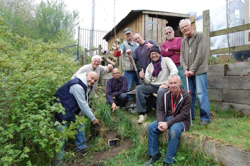 Photo courtesy of Lancashire Wildlife Trust (https://www.lancswt.org.uk/men-sheds