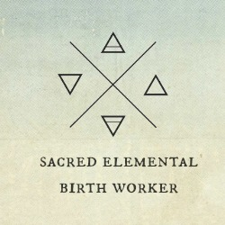 sacred elemental birth worker
