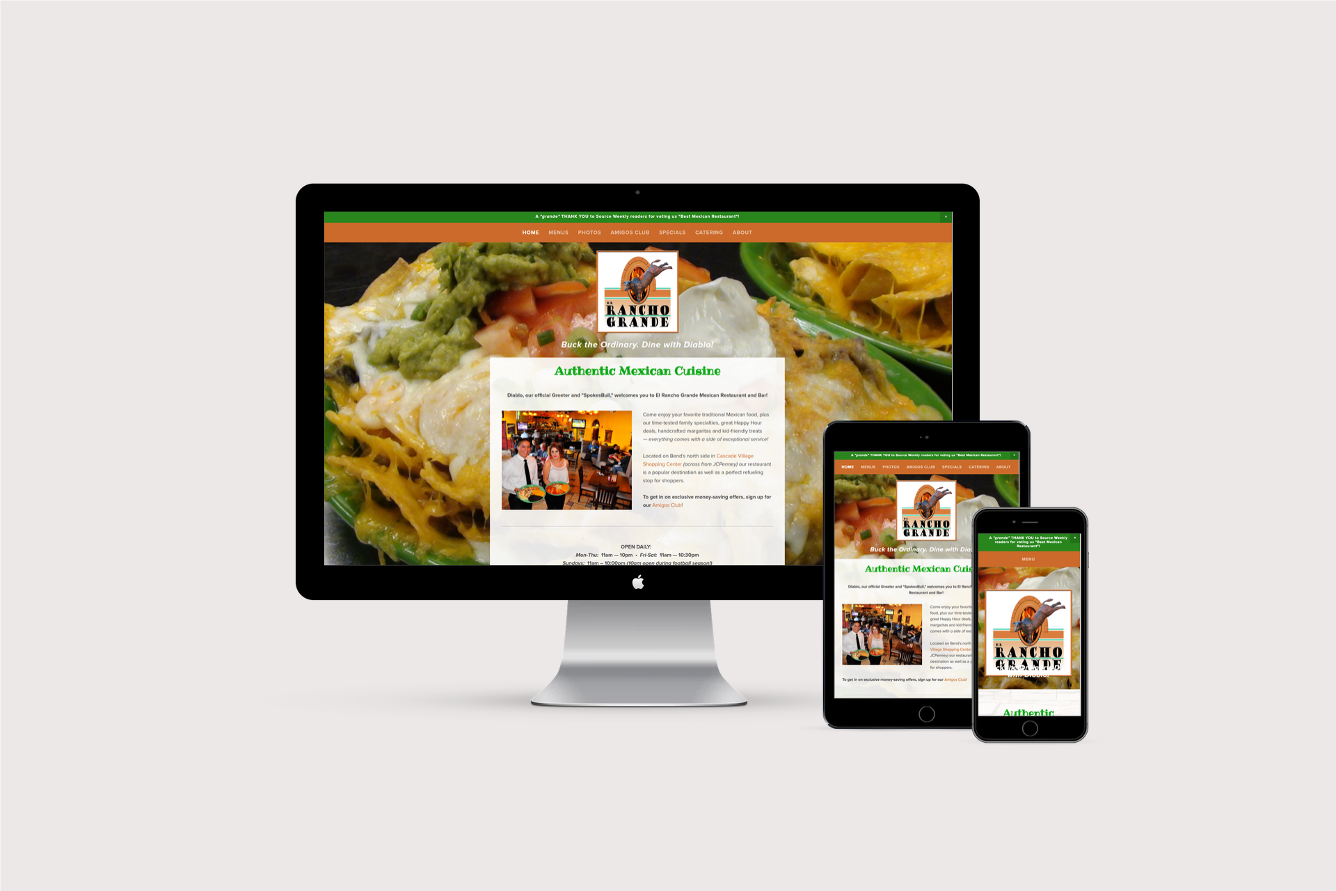 best mexican websites