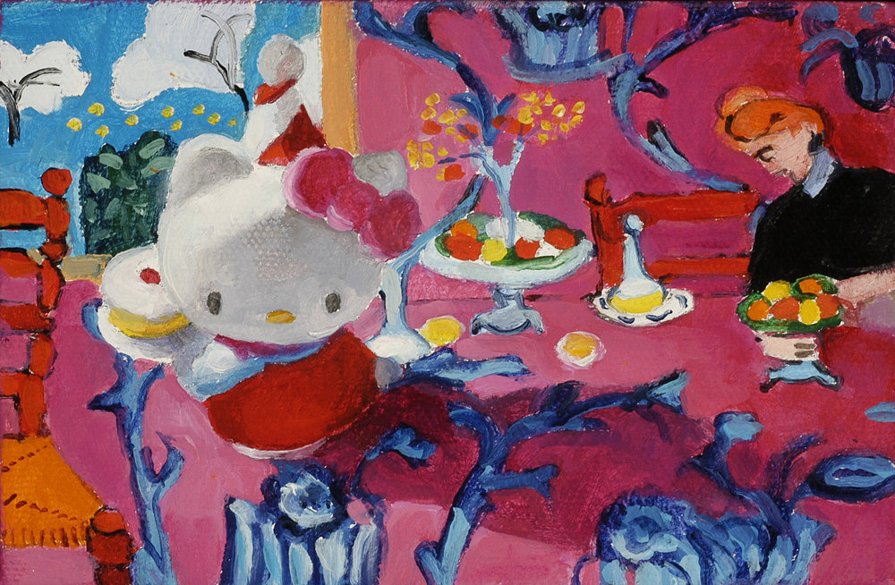 Hello Matisse 2