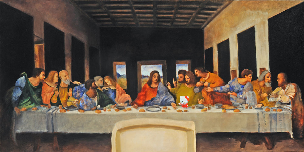 Hello Last Supper (wonder)