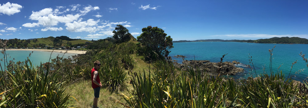 Exploring Goat Island