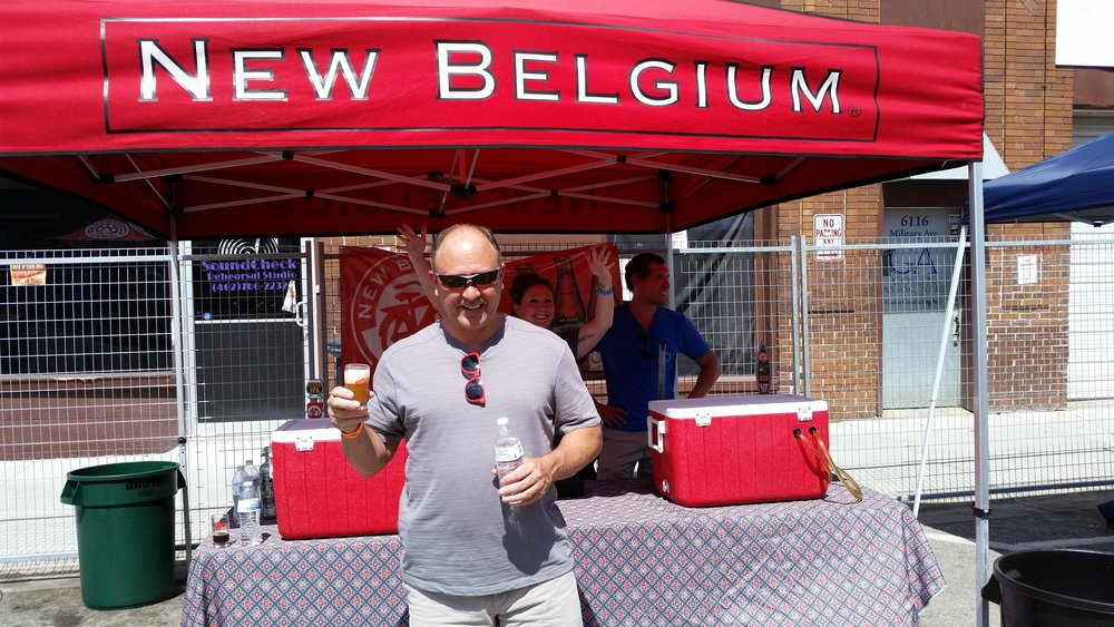 Beer Fests are a great socializing event