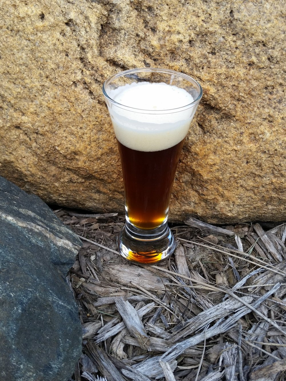 Fall is in the air and this Octoberfest brew proves it...