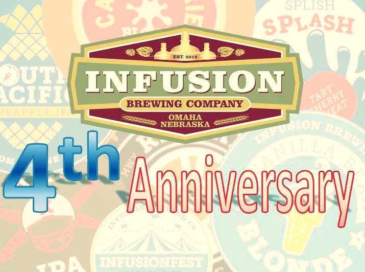 From the Infusion Newsletter - picture and event details