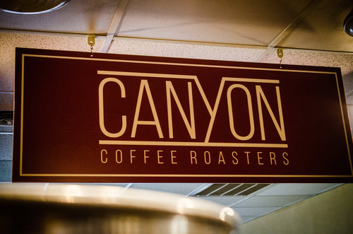 Picture from http://www.canyoncoffeeroasters.com Visit them in Lincoln, NE at 4701 Old Cheney Road - Suite G