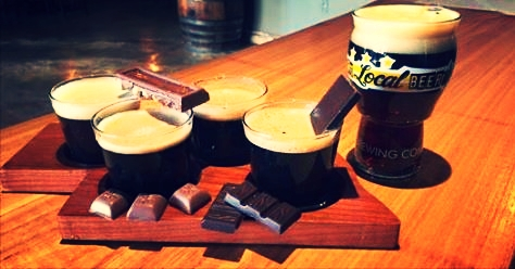 Picture is from the Thunderhead Brewing Taproom - Omaha Facebook Events page