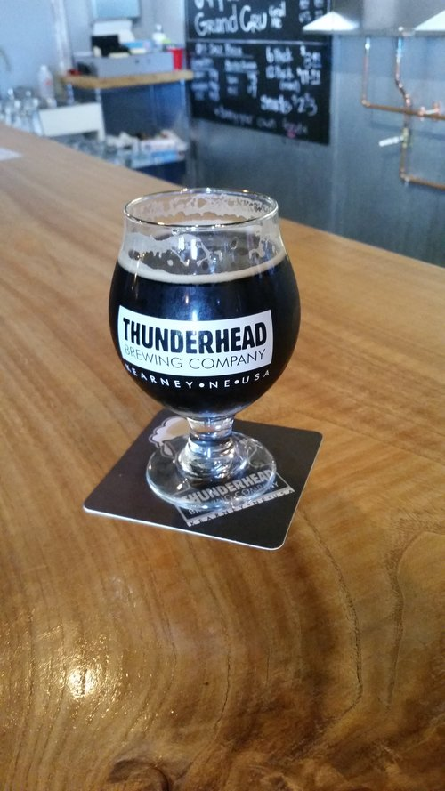 Thunderhead Calico Espresso Stout
