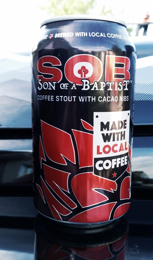 Epic Brewing Company - Son of a Baptist