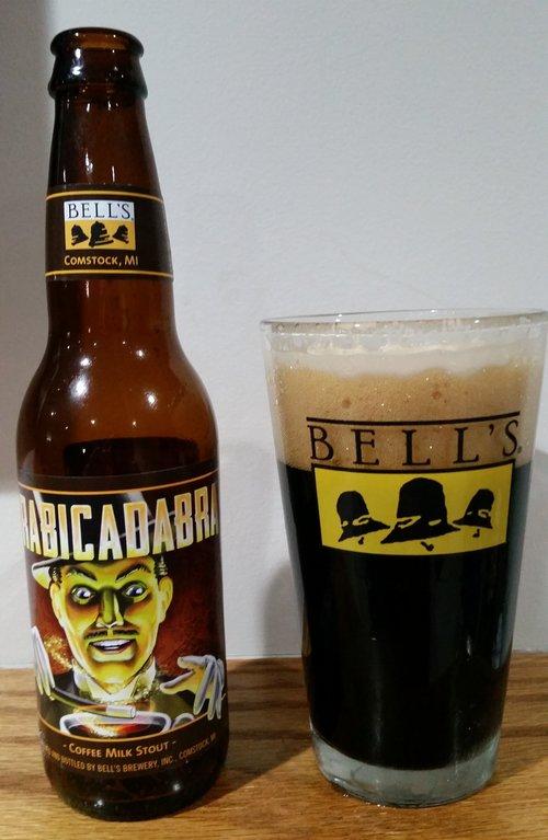 Bell's Brewery Arabicadabra