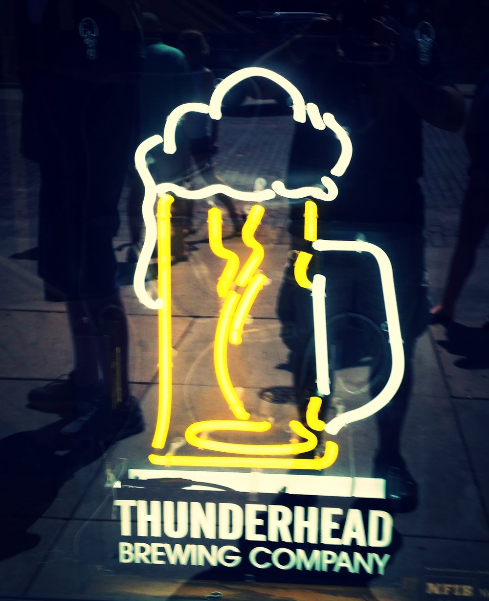 Thunderhead Brewing in Kearney, Axtel, and Omaha