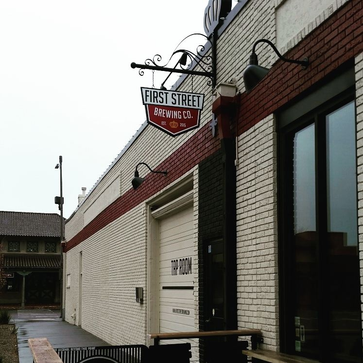 First Street Brewing Co. in Hastings