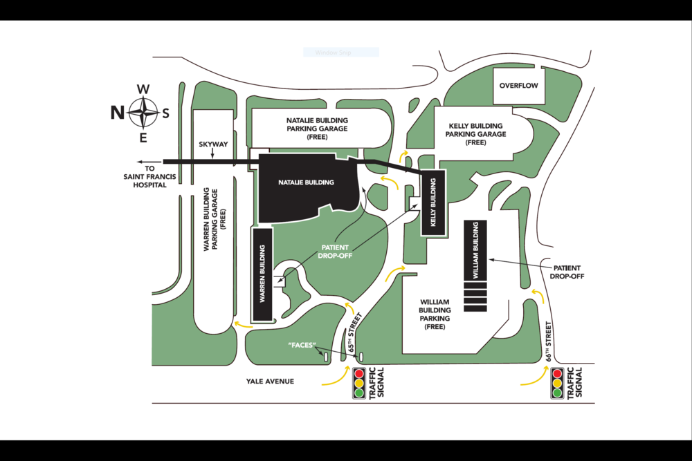 Click to enlarge Campus map