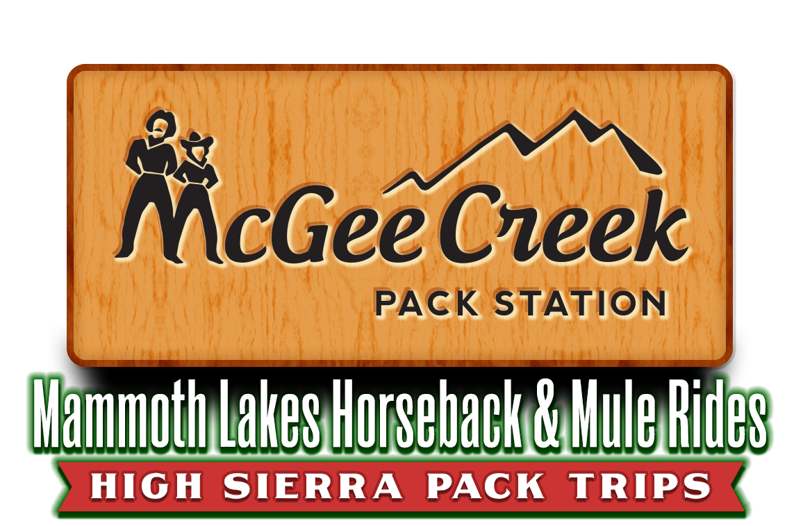 McGee Creek Pack Station. Mammoth Lakes Horseback & Mule Rides, 