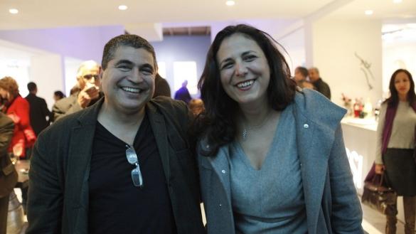Mahi Binebine et Abla Ababou