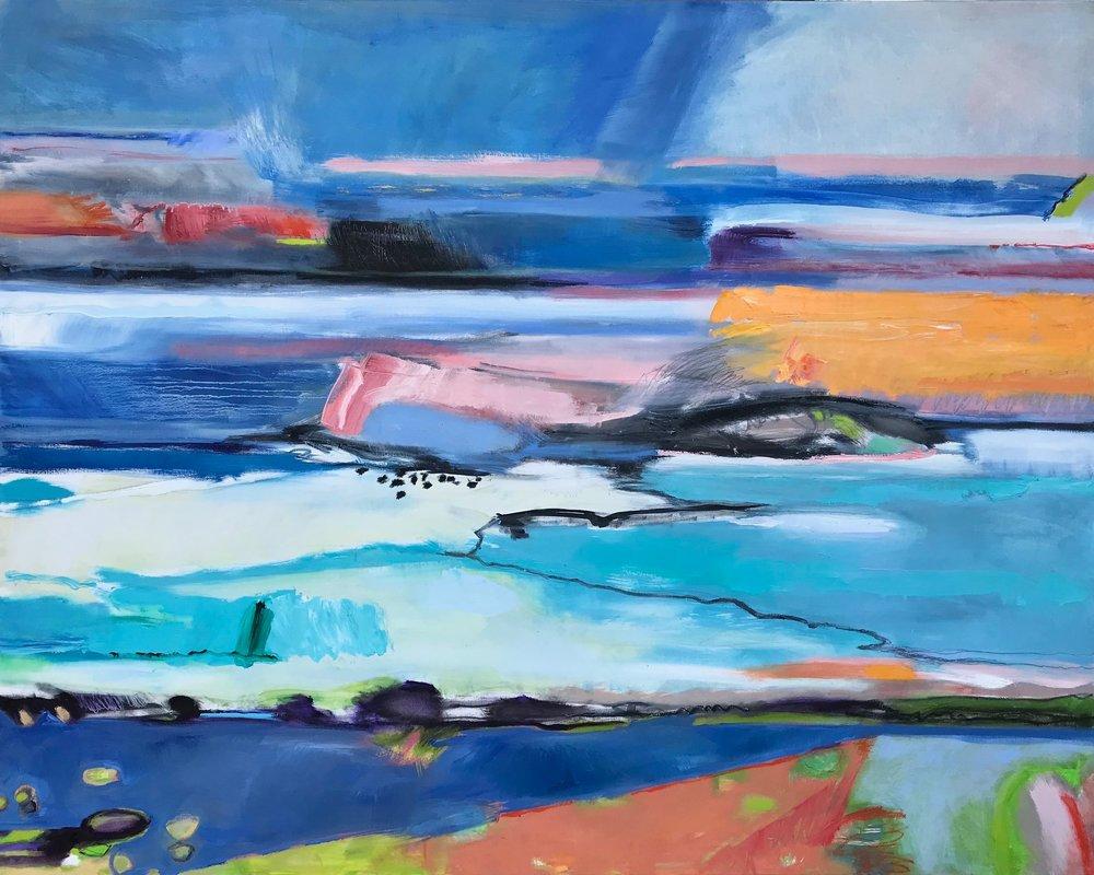 Balos Beach, 48 x 60
