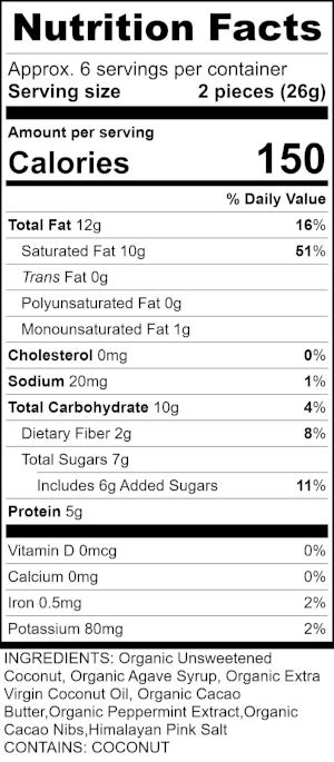 Peppermint Snakaroon RecipeFormula Nutrition Labels.jpg