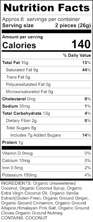 Ginger Bread Snakaroons RecipeFormula Nutrition Labels.jpg