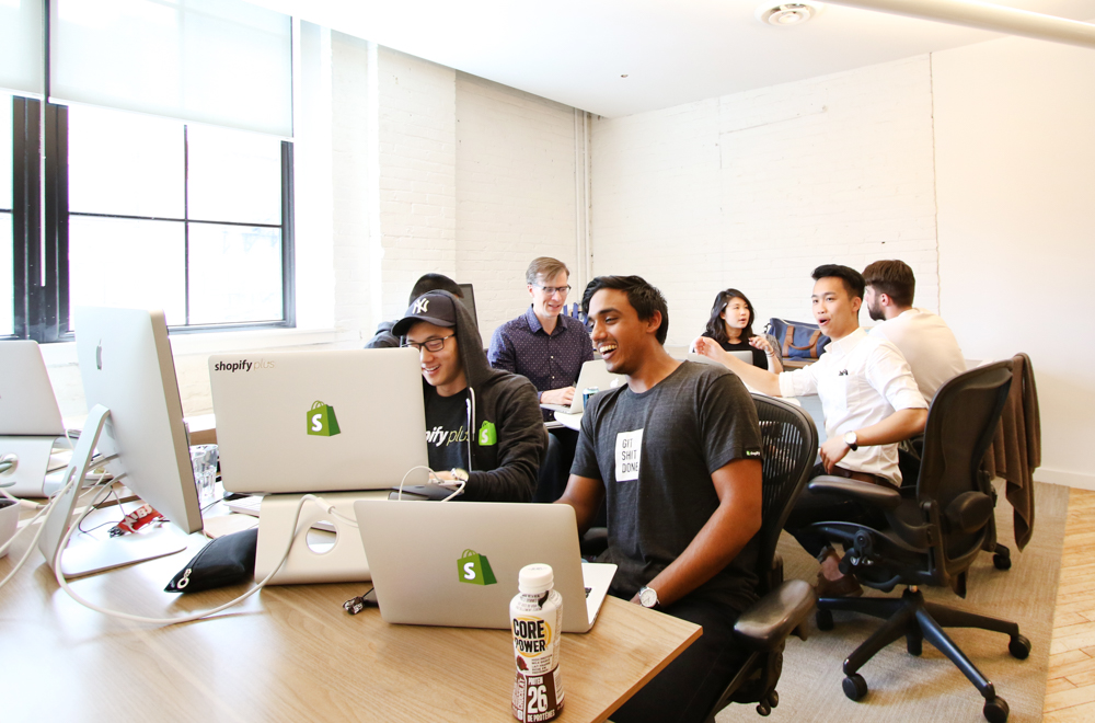 HackDays:Shopify's internal hackathon, where you get to ship a project with a new team.
