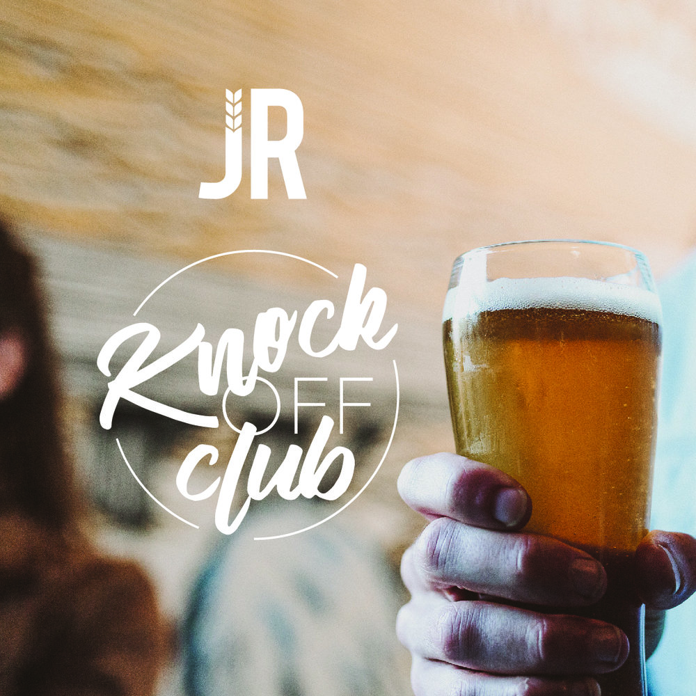 - Head down to The Brewery on Friday's, grab your Knock Off Club card andenjoy a pot of beer or cider on us. One pot per dayAvailable all dayEvery Friday Club cards are limited, so get in quick... Want to eat?Click here to book your table now.